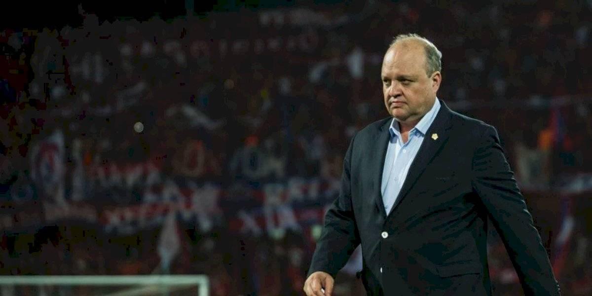 Los cinco equipos grandes de Colombia que apoyan al presidente de la Dimayor