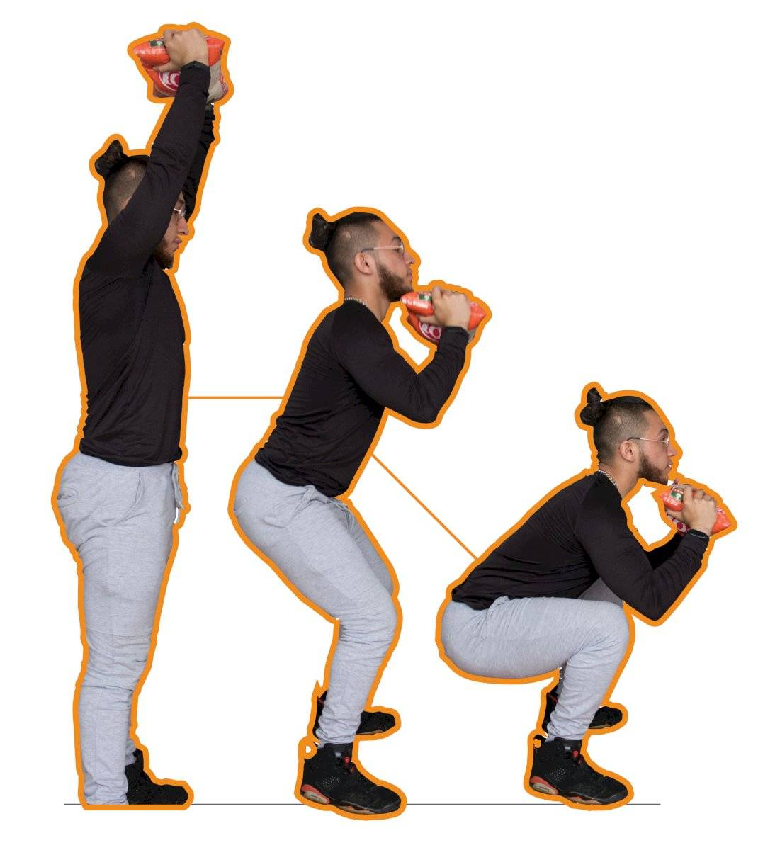 Exercícios quarentena - Thruster