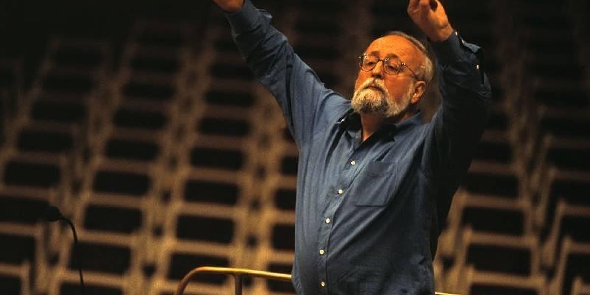 Morre o compositor polonês Krzysztof Penderecki, criador das trilhas de 'O Iluminado' e 'O Exorcista'