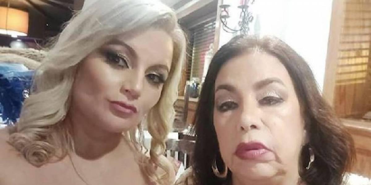 Fabiola Calle, de las Hermanitas Calle está en coma inducido por coronavirus