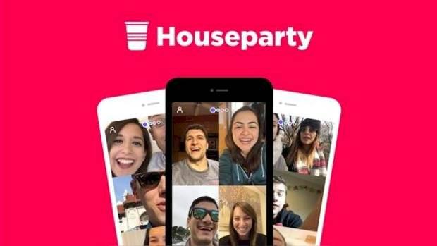 Houseparty, la app de los jóvenes en esta cuarentena ¿Por qué? Internet