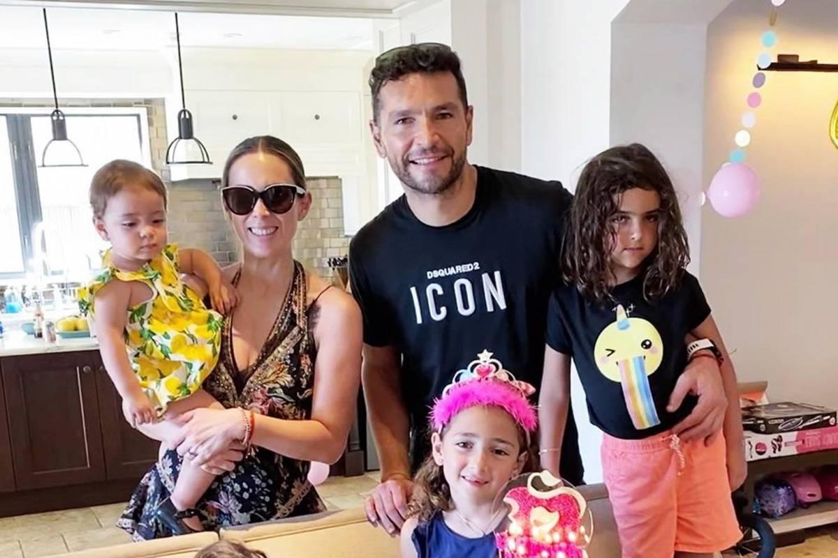 Jacky Bracamontes se reencuentra con sus hijas tras descartar ...