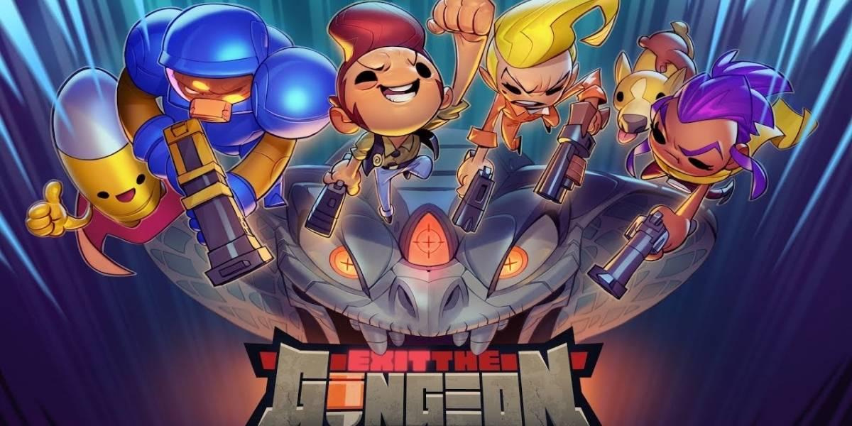Review Exit the Gungeon: ¡Dejen de cambiarme el arma!
