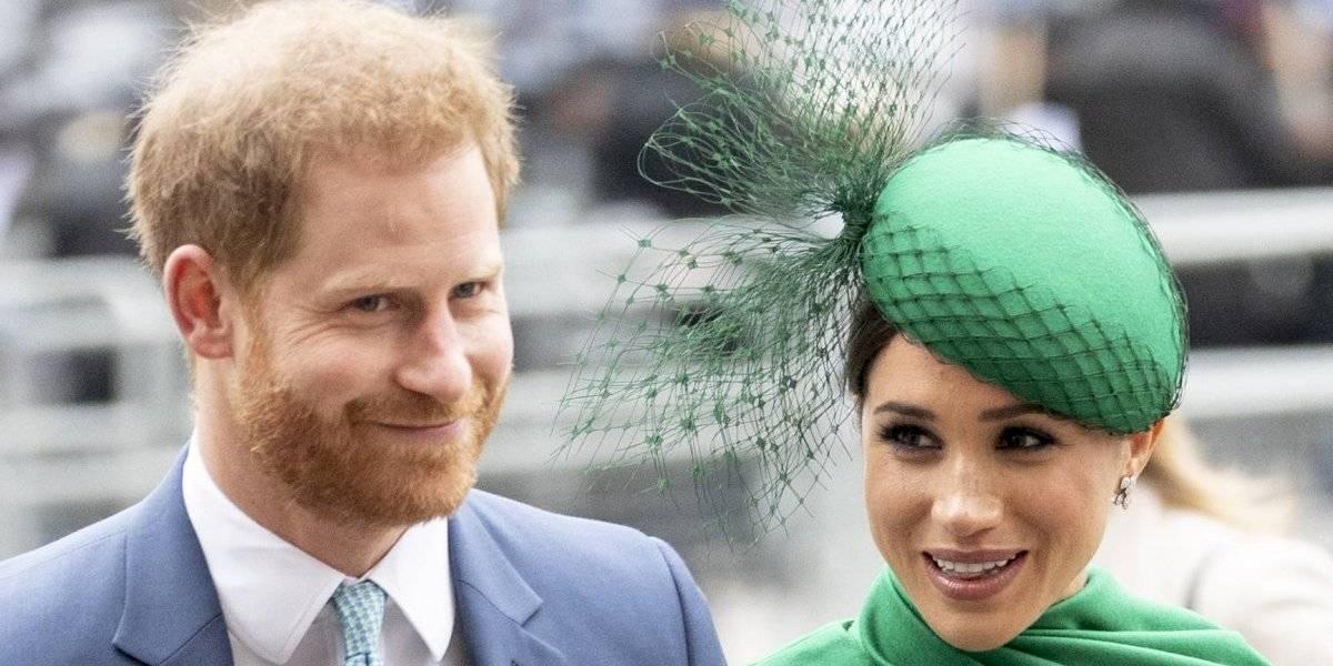 La razón por la que Meghan Markle enfureció al príncipe Harry cuando anunció su embarazo