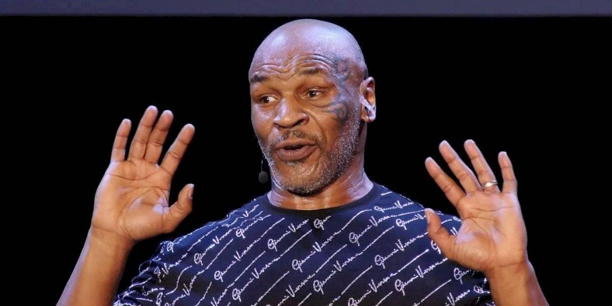 Tyson explica cómo su tigre