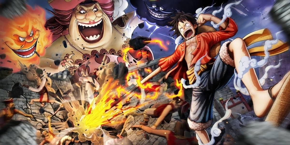 'One Piece: Pirate Warriors 4' oferece aventuras bastante desafiadoras