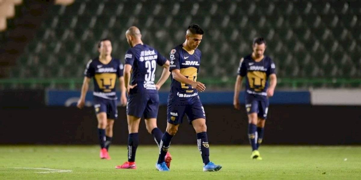 Pumas informa diferimiento de pagos a jugadores
