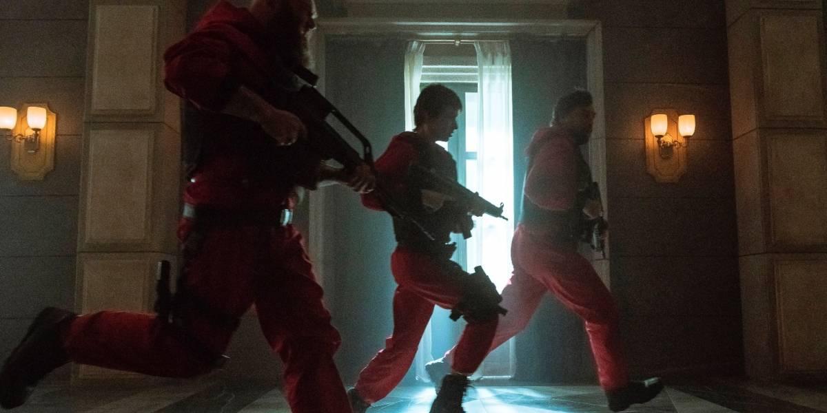 ¡OMG! ¿Netflix adelanta el estreno de 'La Casa de Papel'?