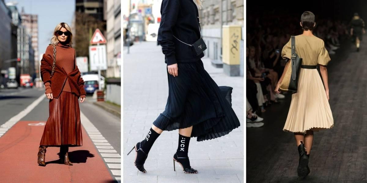 Saia plissada: a tendência que as mulheres da realeza amam e que não pode faltar em seu guarda-roupa