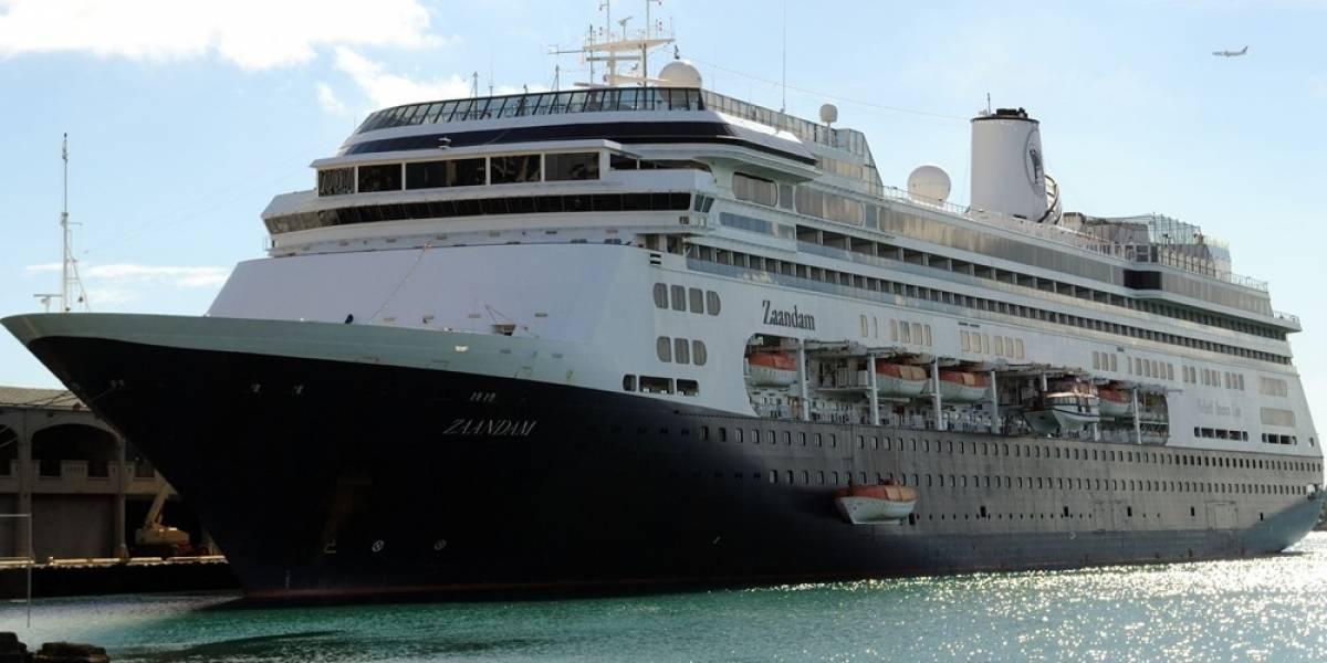 Dos boricuas a bordo de crucero holandés que ha registrado cuatro muertes
