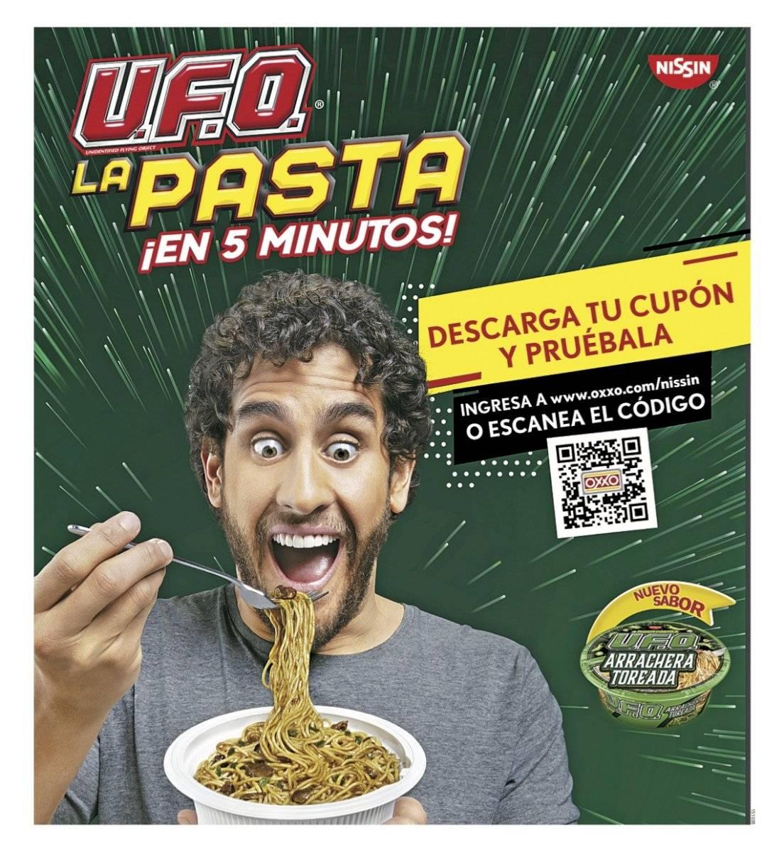 Anuncio Sopa de Pasta UFO edición CDMX del 30 de marzo de 2020, Página 9