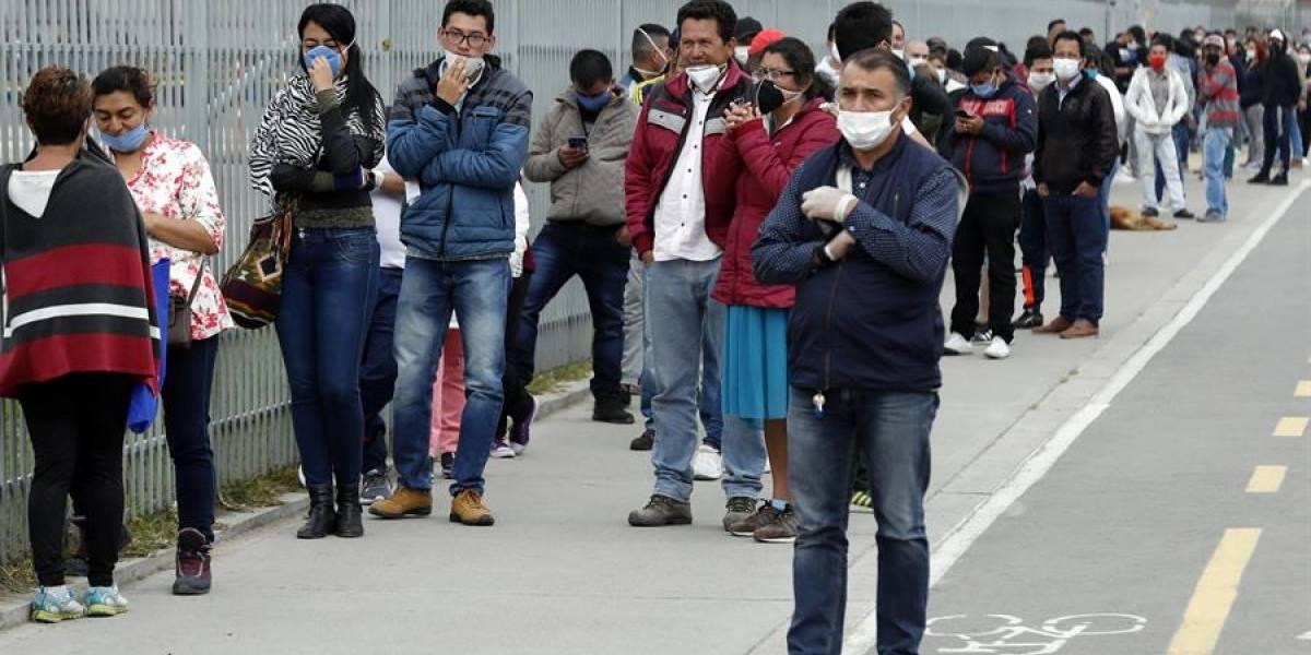 ¡Triste noticia! Colombia supera los 4000 muertos por coronavirus