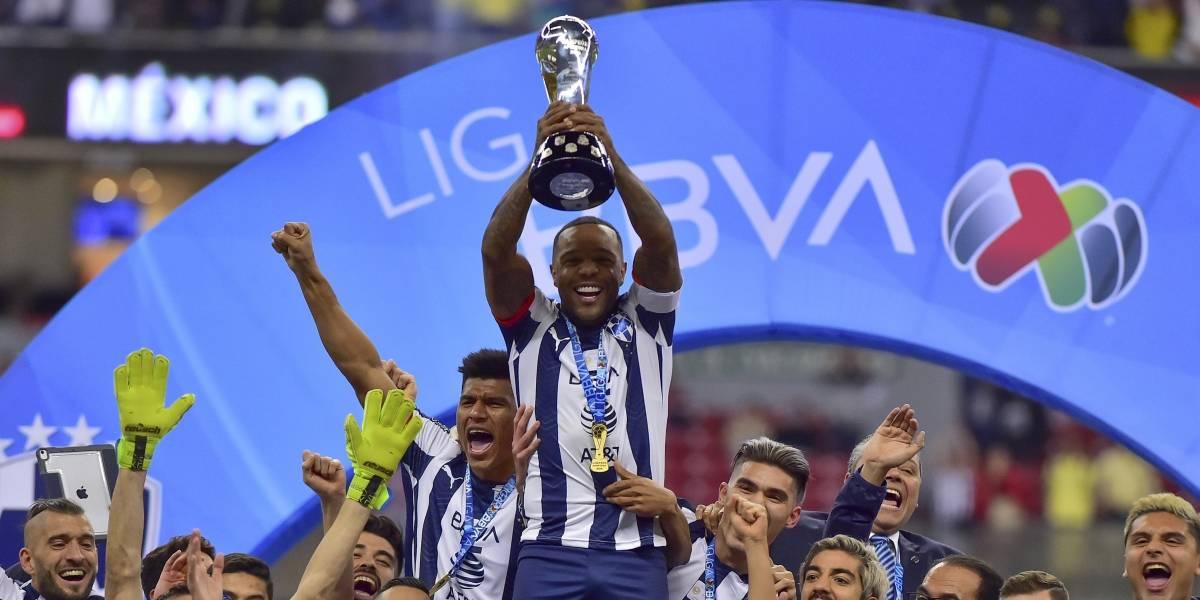 Lejos Tigres y Rayados de igualar el 2019 en títulos