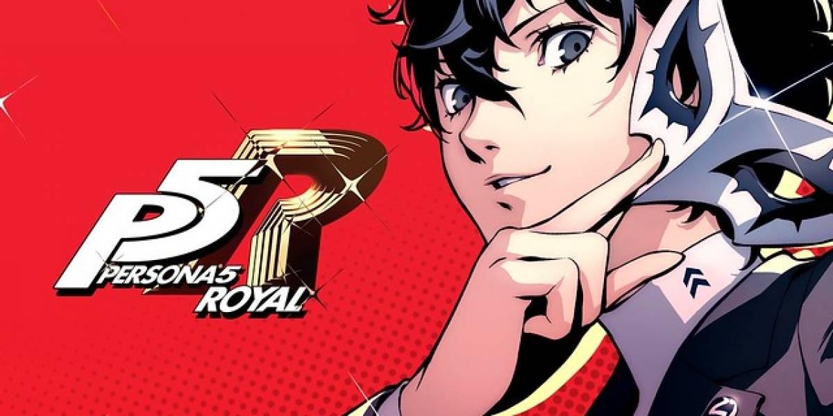 Game Persona 5 Royal já está disponível para PlayStation 4