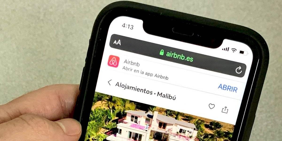 Airbnb pagará a anfitriones fondo de 250 mdd por cancelaciones