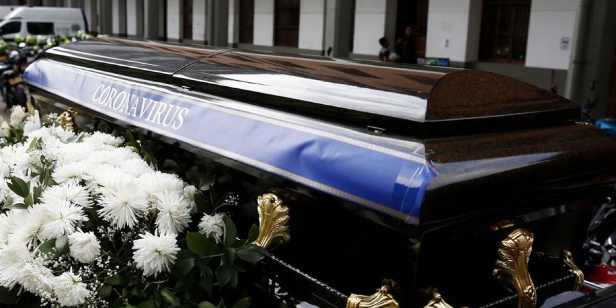 En medio de la cuarentena, 300 personas asistieron a un funeral