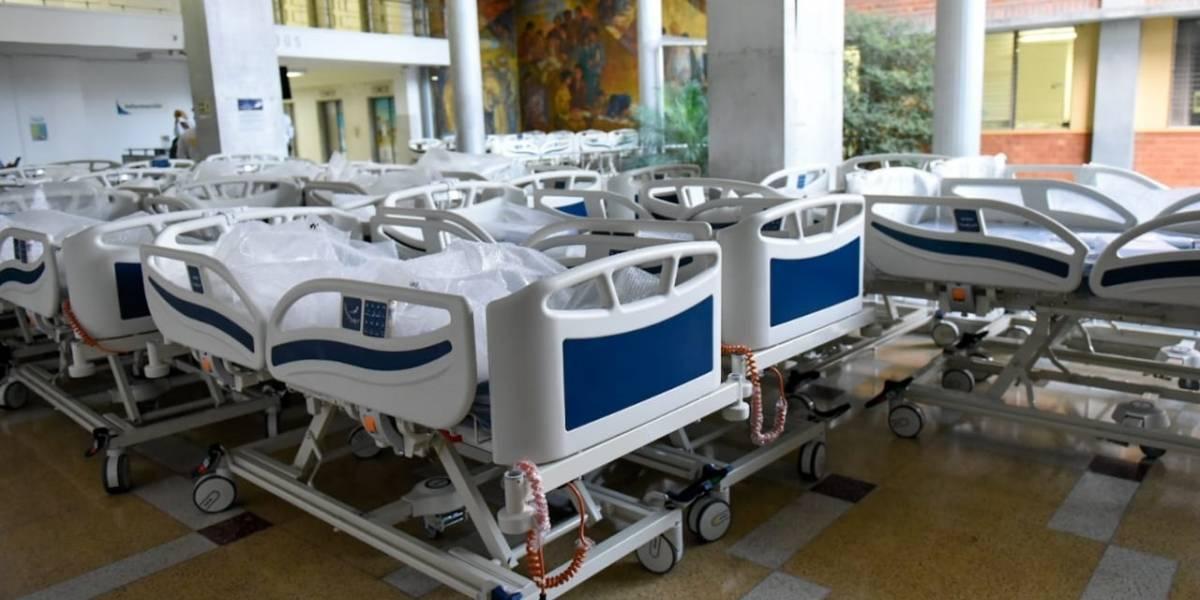 ¿Qué pasa si se declara alerta roja en Bogotá por falta de camas en UCI?