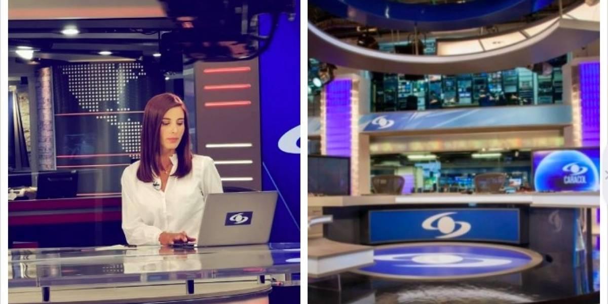 Presentadora de 'Noticias Caracol' se cortó el cabello y... ¿terminó trasquilada?
