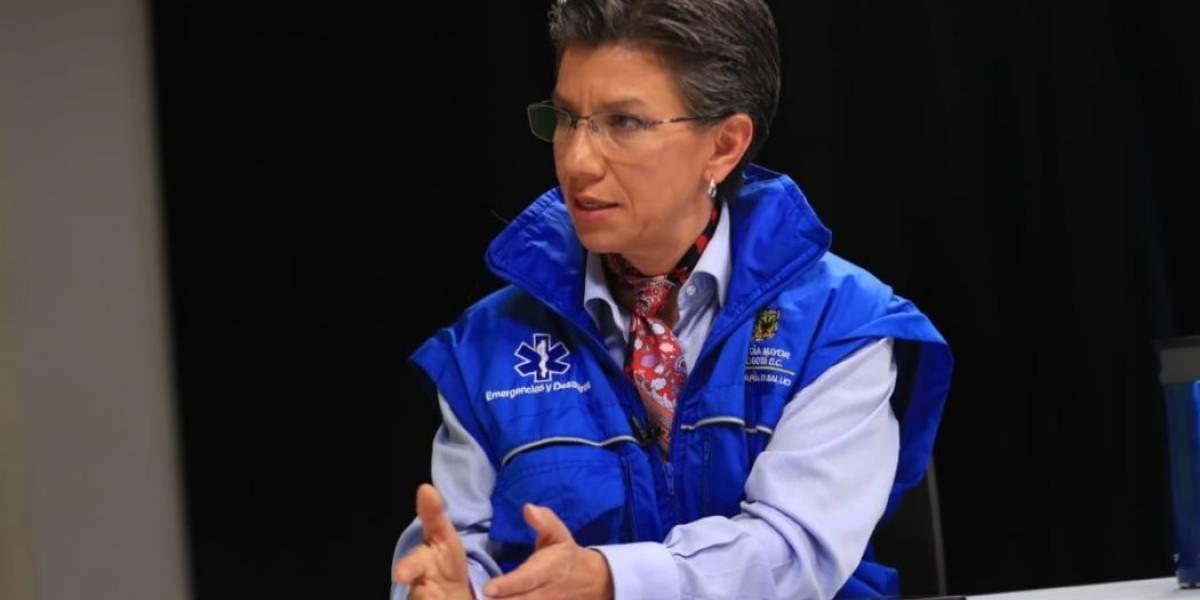 (VIDEO) Alcaldesa explica la intervención del Esmad en Ciudad Bolívar