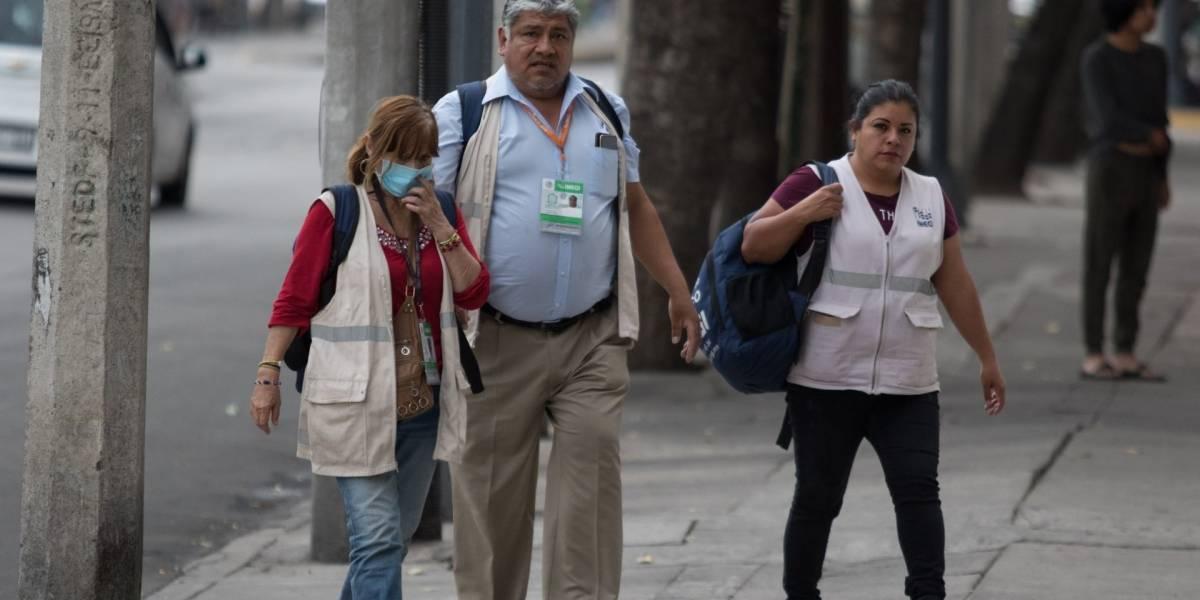 Inegi suspende encuestas presenciales durante emergencia sanitaria