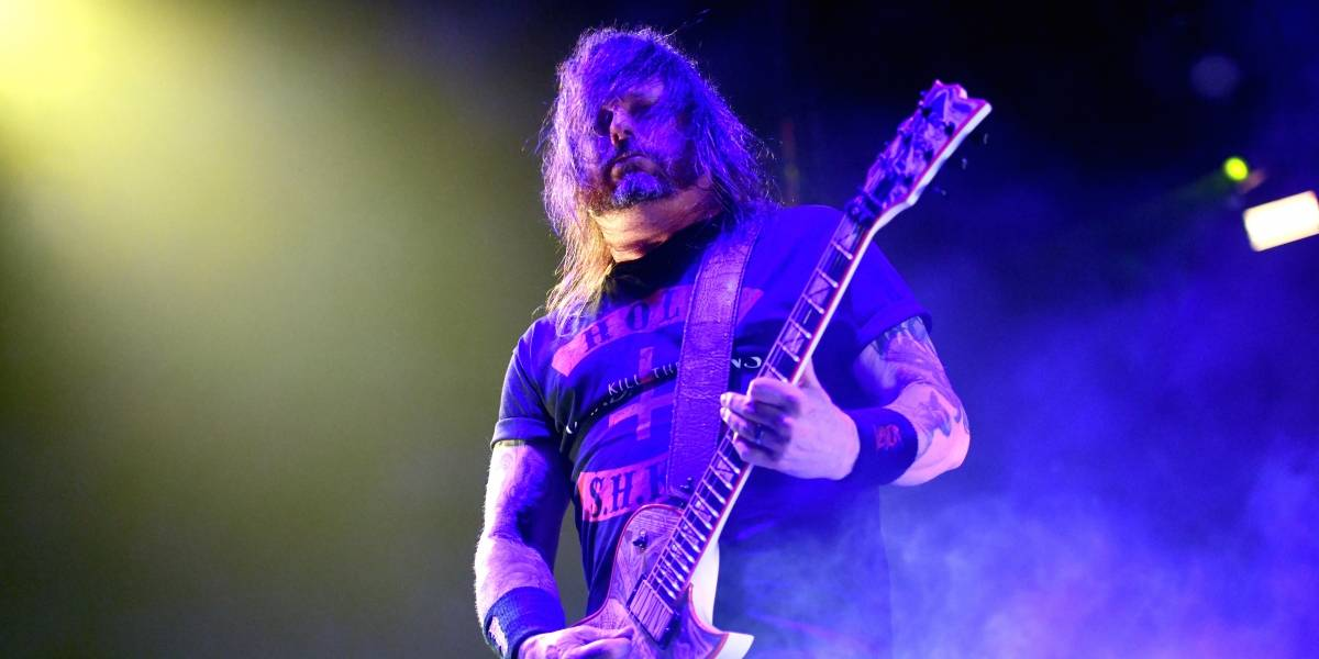 Gary Holt, guitarrista de Slayer y Exodus, positivo por coronavirus