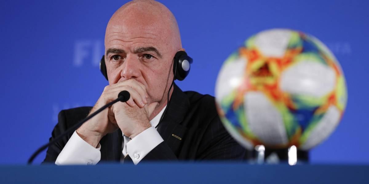 Equipos quebrados y reducción de salarios, la nueva crisis para la FIFA