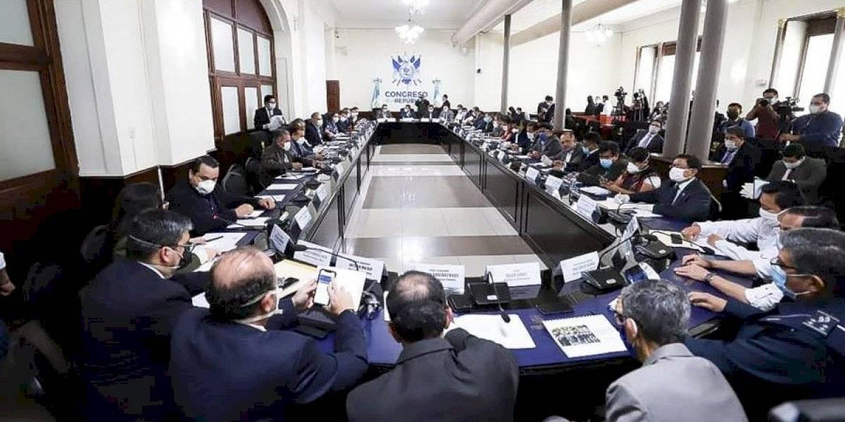 Gobierno demanda ampliación de más de Q16 mil millones