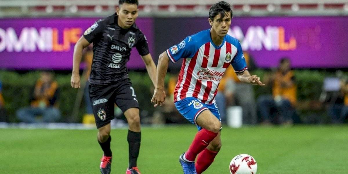 José Juan Macías, delantero de Chivas, va por más en su carrera