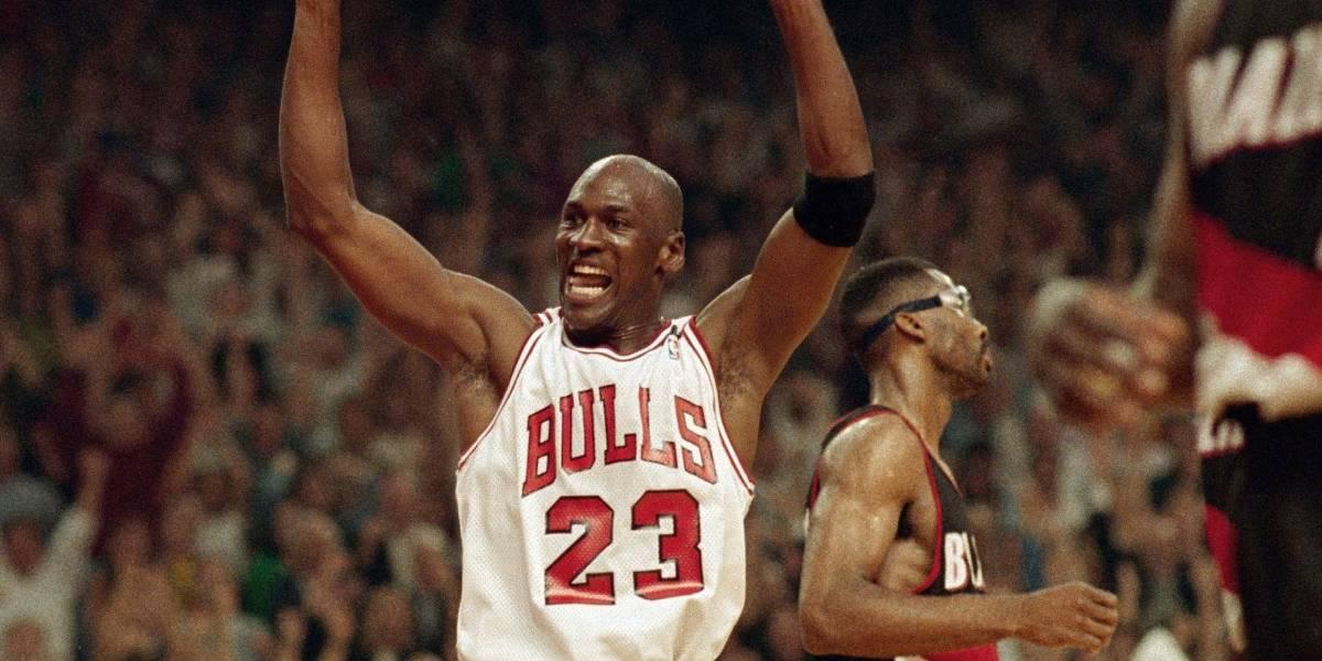 Estrenarán serie sobre último campeonato de Michael Jordan