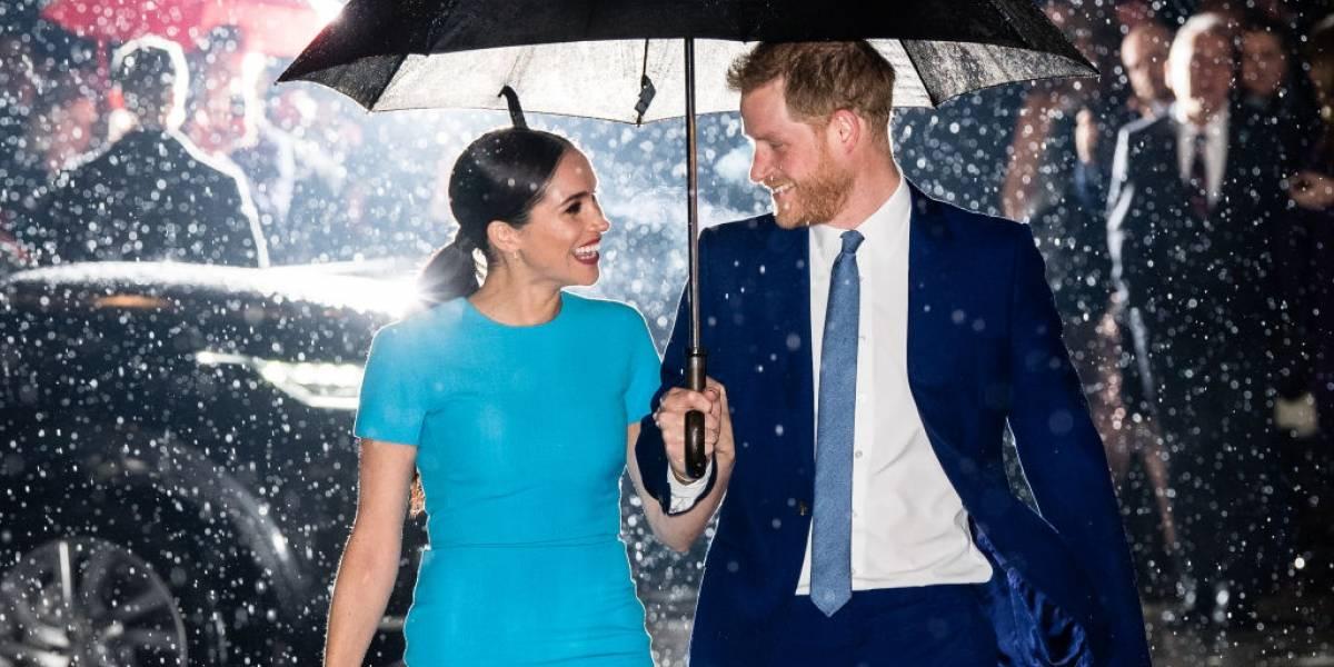 A inusitada maneira como o príncipe Harry e Meghan Markle se conheceram