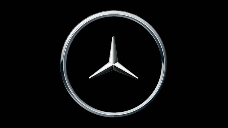 Mercedes-Benz logo covid
