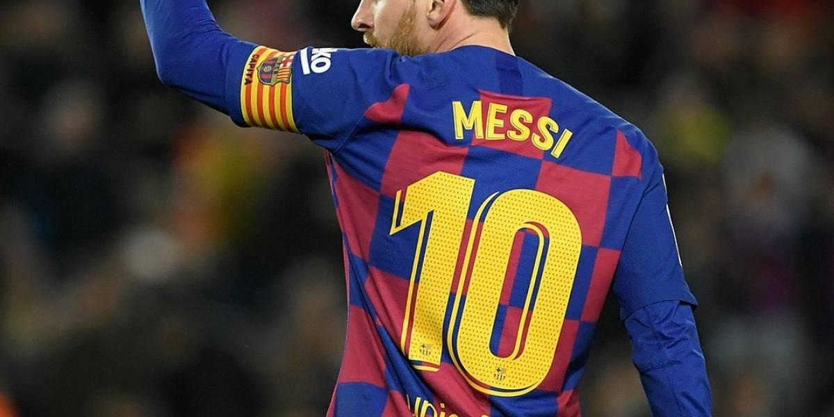 ¿Por qué L'Equipe convierte a Messi en el Che Guevara?