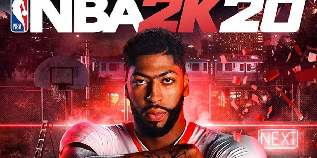 Listos los competidores para el torneo virtual de la NBA