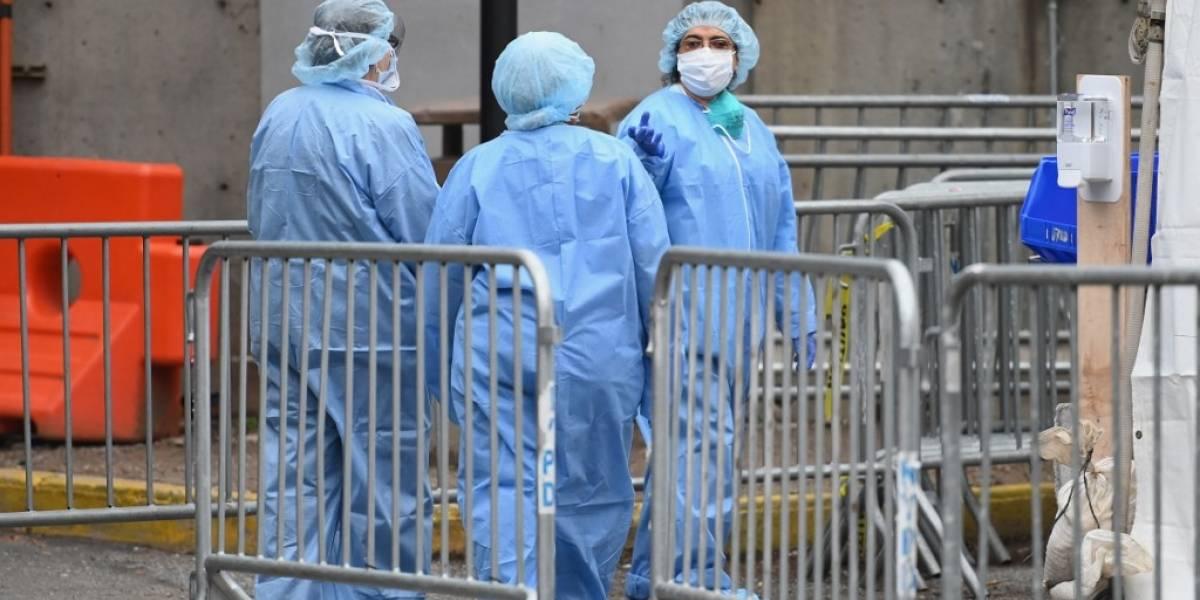 Según nuevo balance, más de 186 mil personas han muerto por coronavirus en el mundo