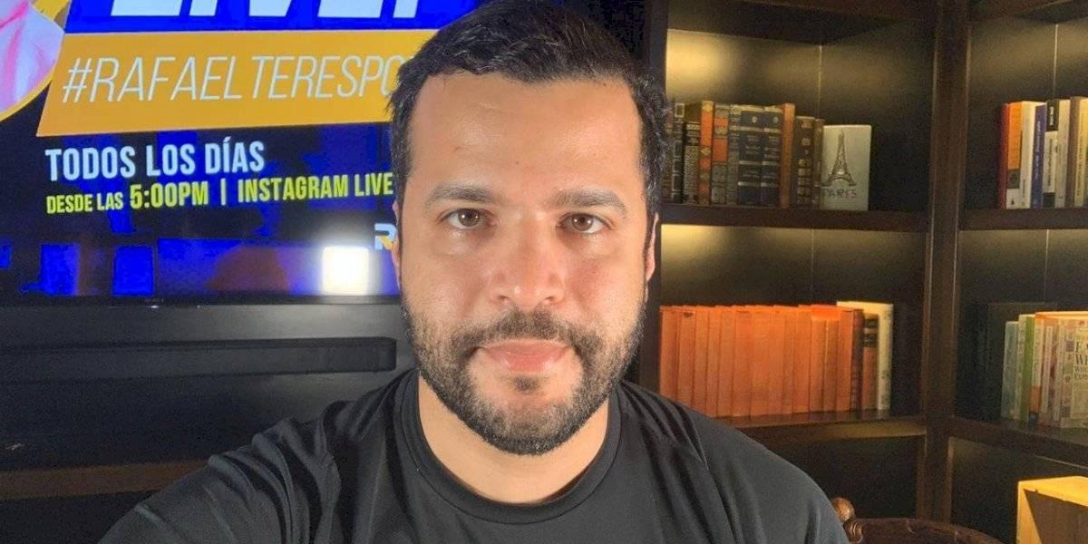 "Candidato a senador Rafael Paz pone en marcha plataforma ""Rafael Te Responde"""