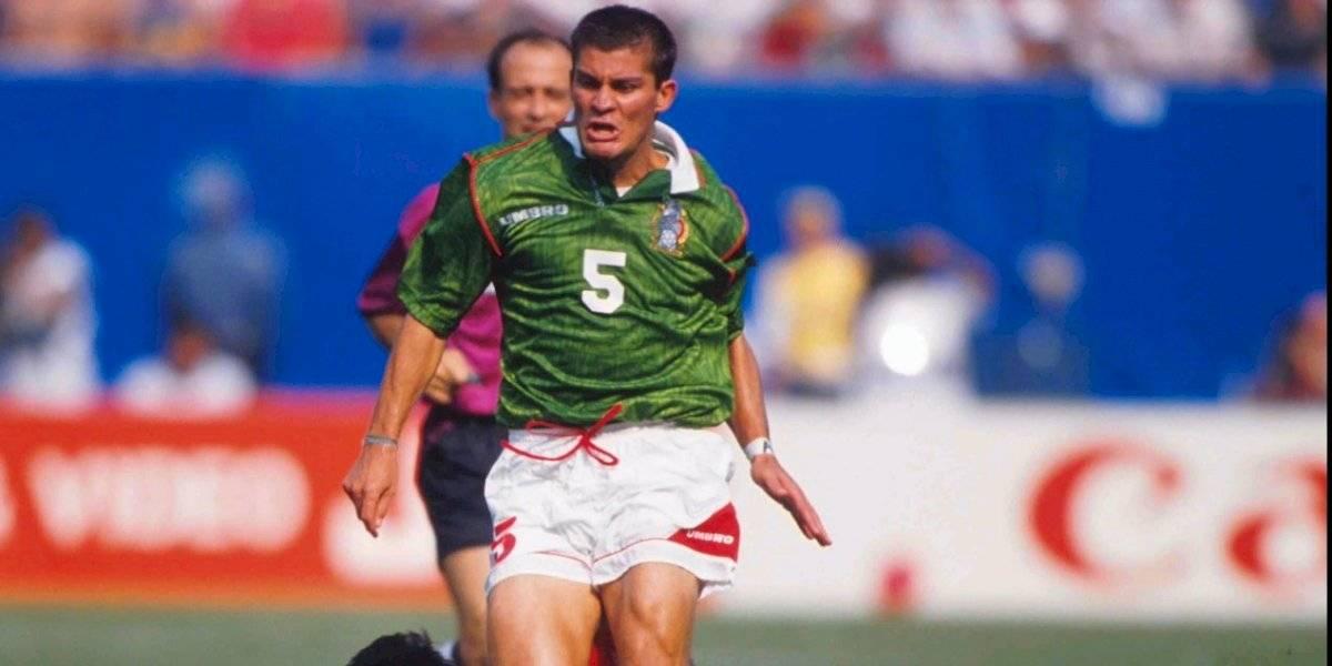 """En Mundial de '94 nos faltó personalidad"": Ramón Ramírez"