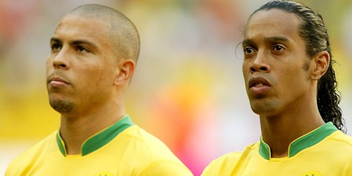 Los dos reclusos que vencieron a Ronaldinho en fútbol-tenis