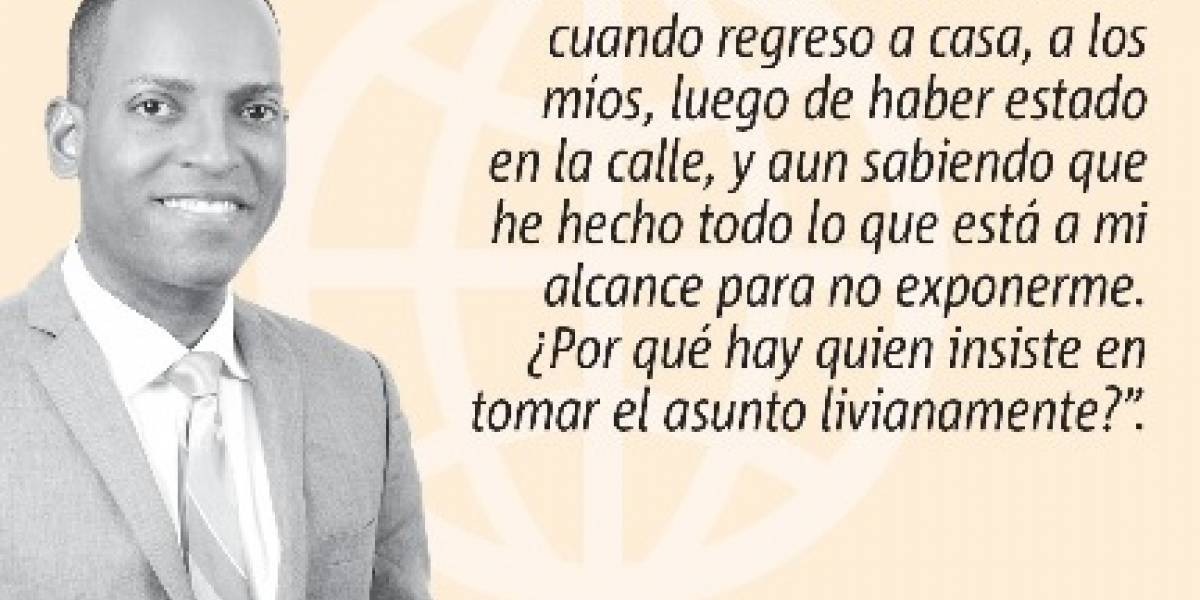 """Opinión de Julio Rivera Saniel: """"Antes de que se haga tarde"""""""