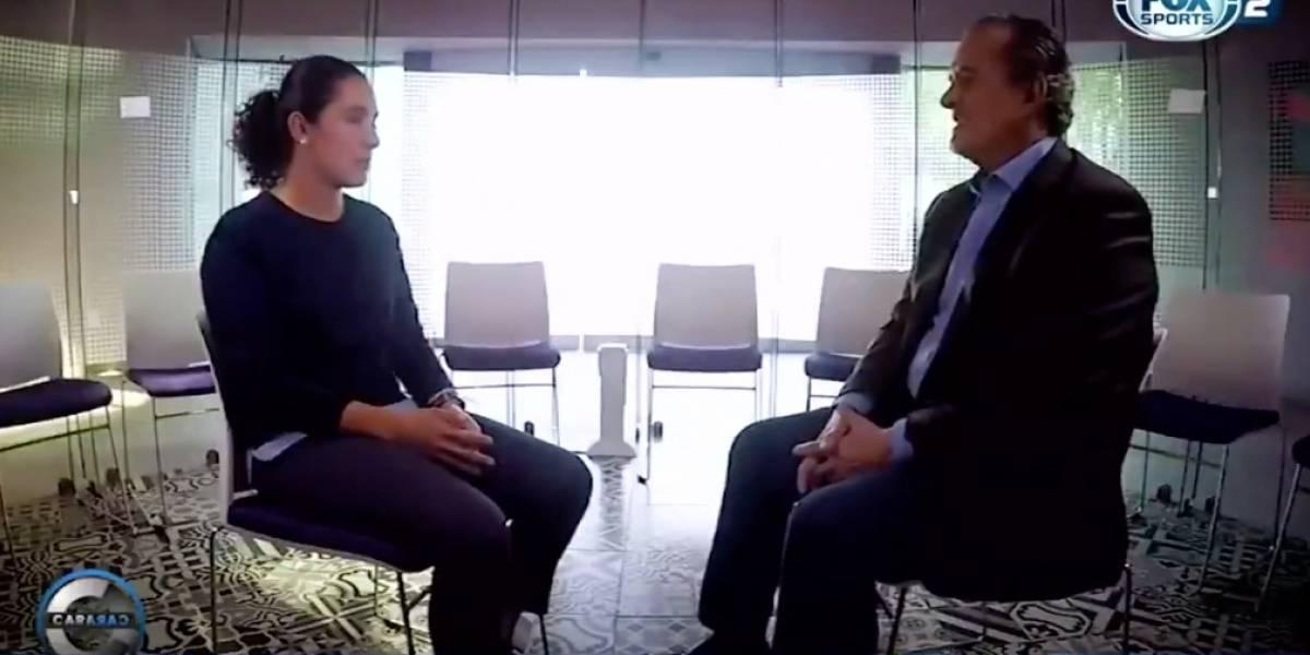 VIDEO: Trollean a Raúl Orvañanos por cambiarle la entrenadora a Necaxa