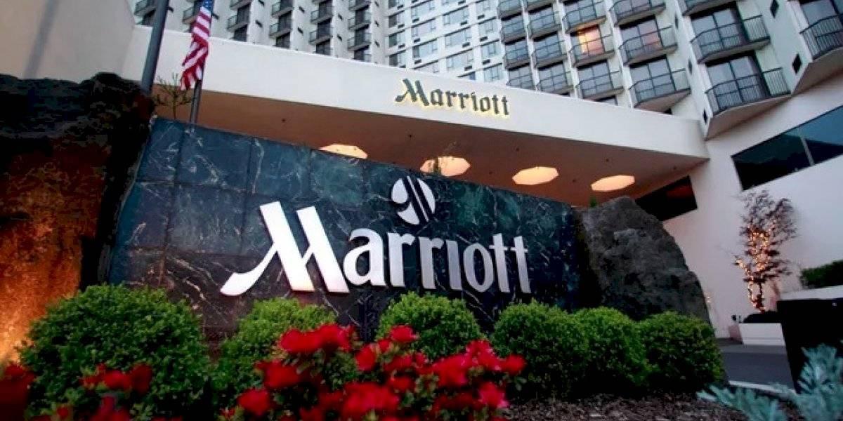 Marriott denuncia robo de datos de clientes de sus hoteles