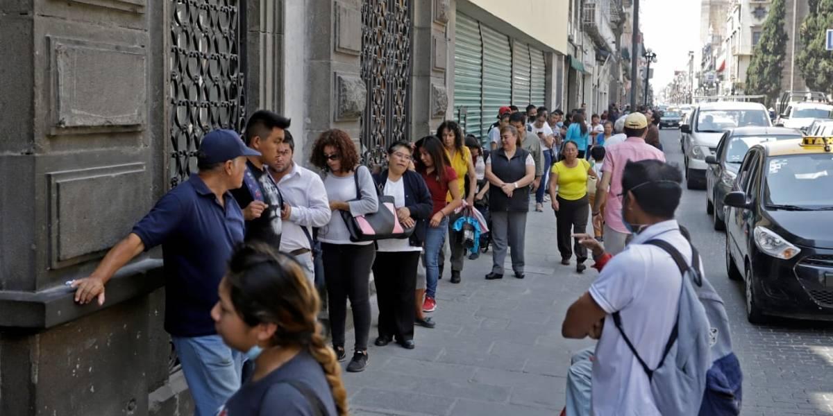 Sin toque de queda en Puebla