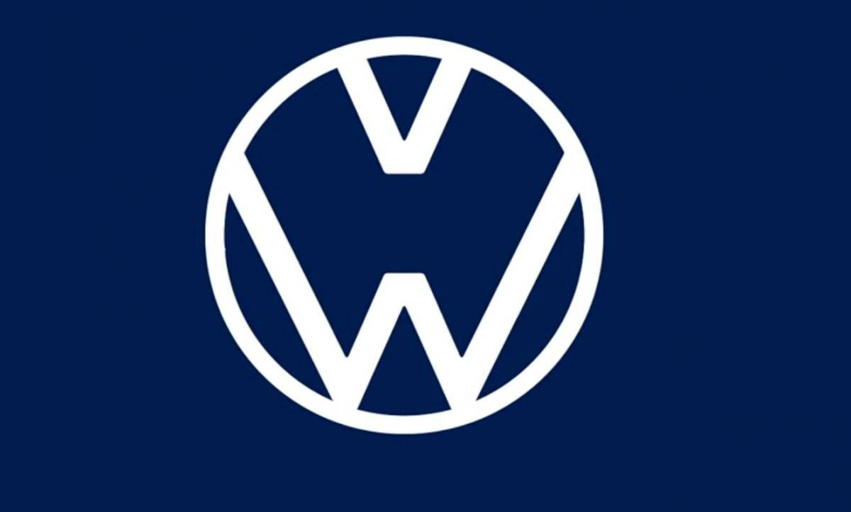 VW logo Covid