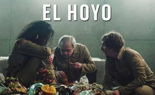 """La película """"El Hoyo"""" y su realismo con la crisis del coronavirus Instagram"""