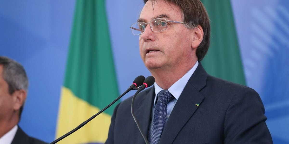 Bolsonaro nega ter pedido informações sobre andamento de processos da PF