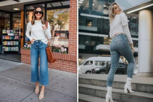 Pantalones Altos Segun Tu Tipo De Cuerpo Conoce El Corte Que Favorece Mas A Tu Figura Nueva Mujer