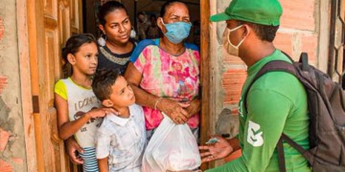 Distrito de Barranquilla registró que entregó ayudas a 2452 vendedores informales en crisis de Covid-19