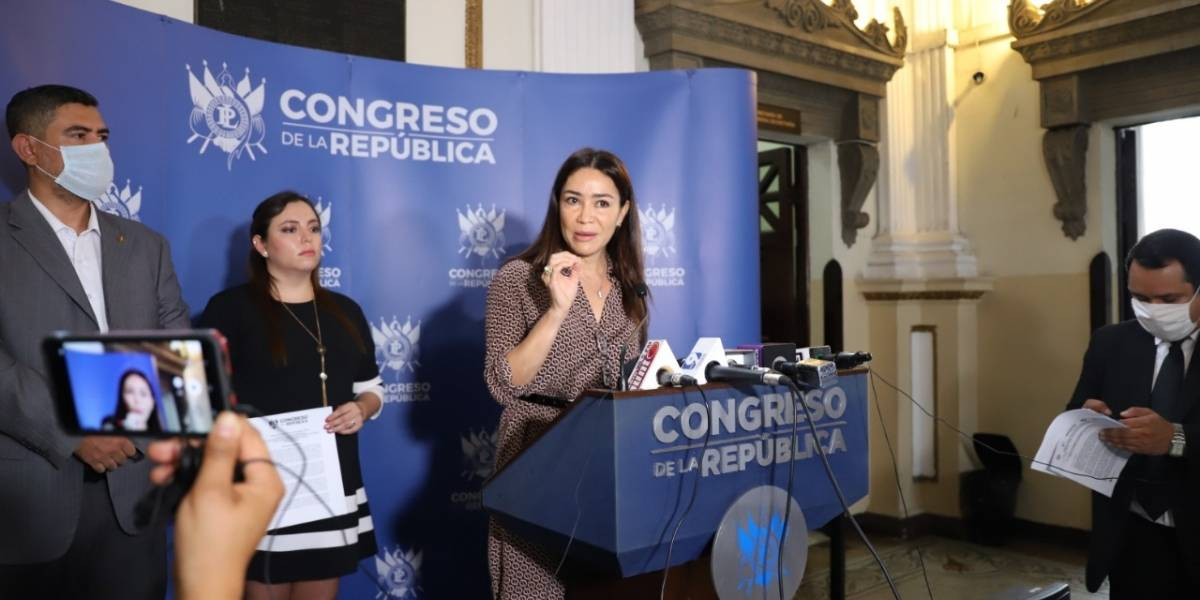 Bancada Bien presenta iniciativa relacionada con emergencia del Coronavirus