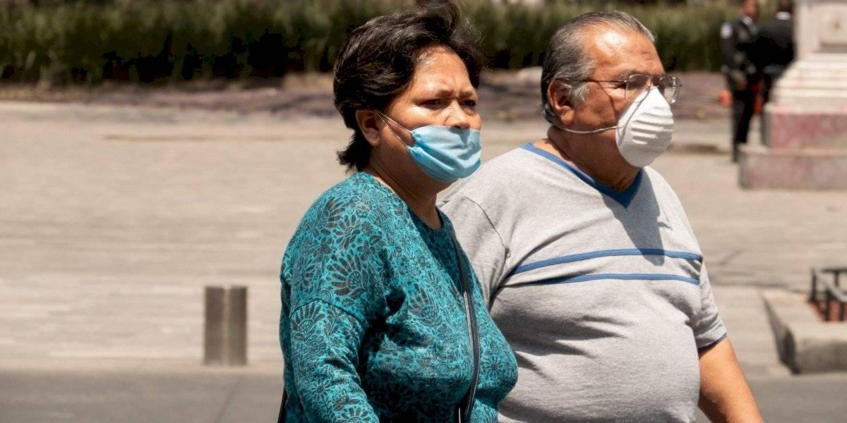 Llega a 1, 378 el número de casos de Covid-19 en México; ya son 37 muertos