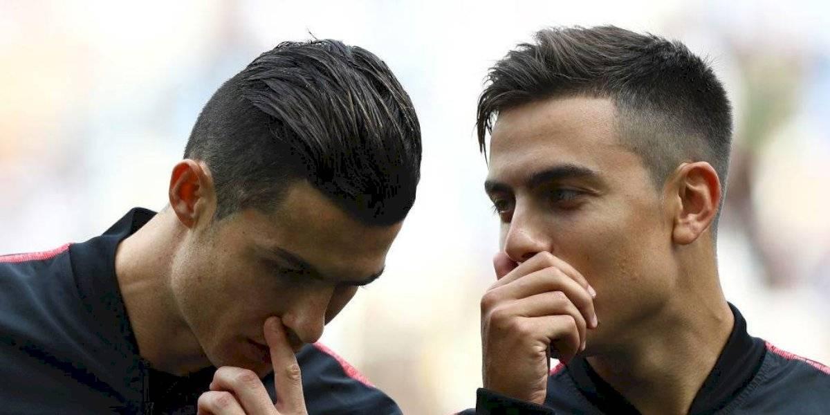 La confesión de Paulo Dybala a Cristiano Ronaldo que no le gustó tanto al portugués