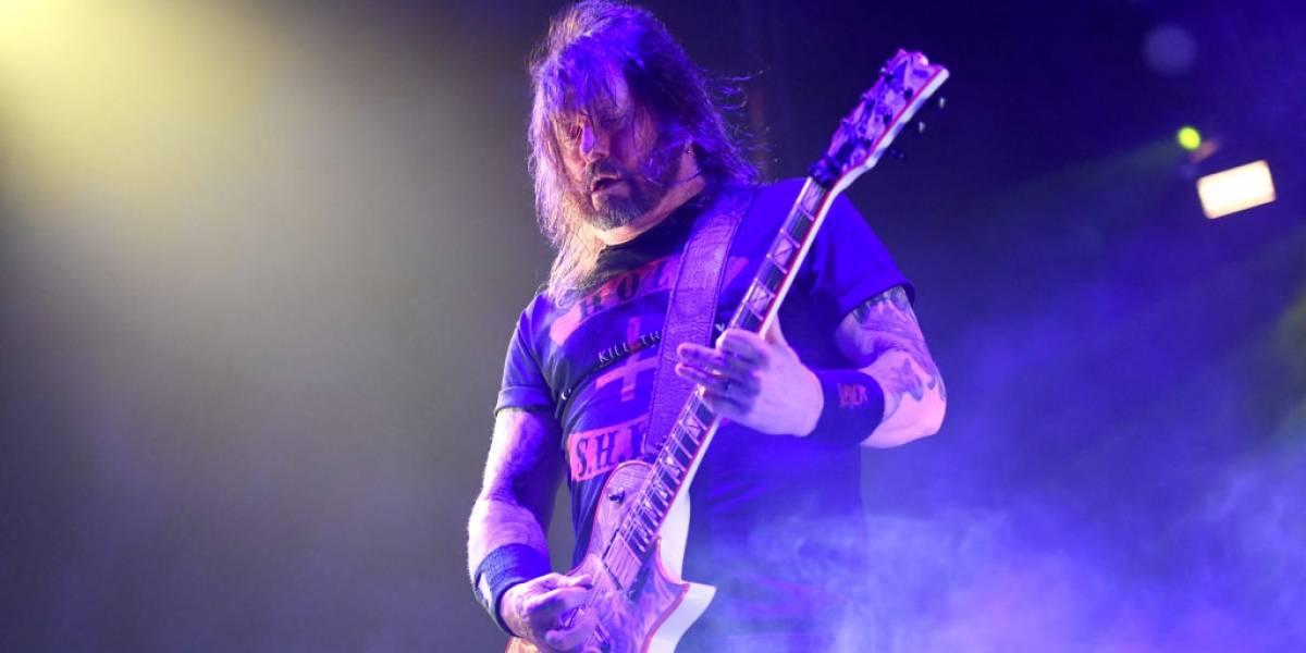 Guitarrista do Slayer é diagnosticado com o novo coronavírus